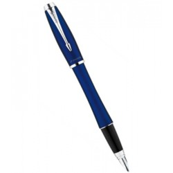 Ручка Parker Urban  F200 Night Sky Blue CT(перо) (S0850650)