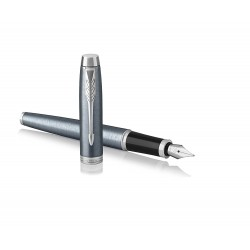 Ручка Parker IM Core F321 Light Blue Grey CT F (1931648) перо